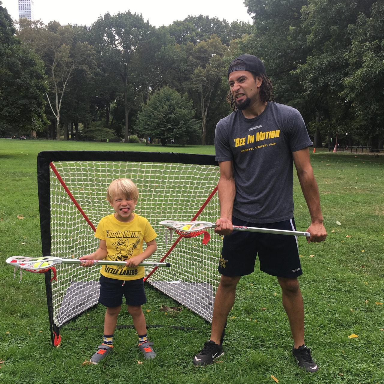 boys & girls lacrosse lessons nyc