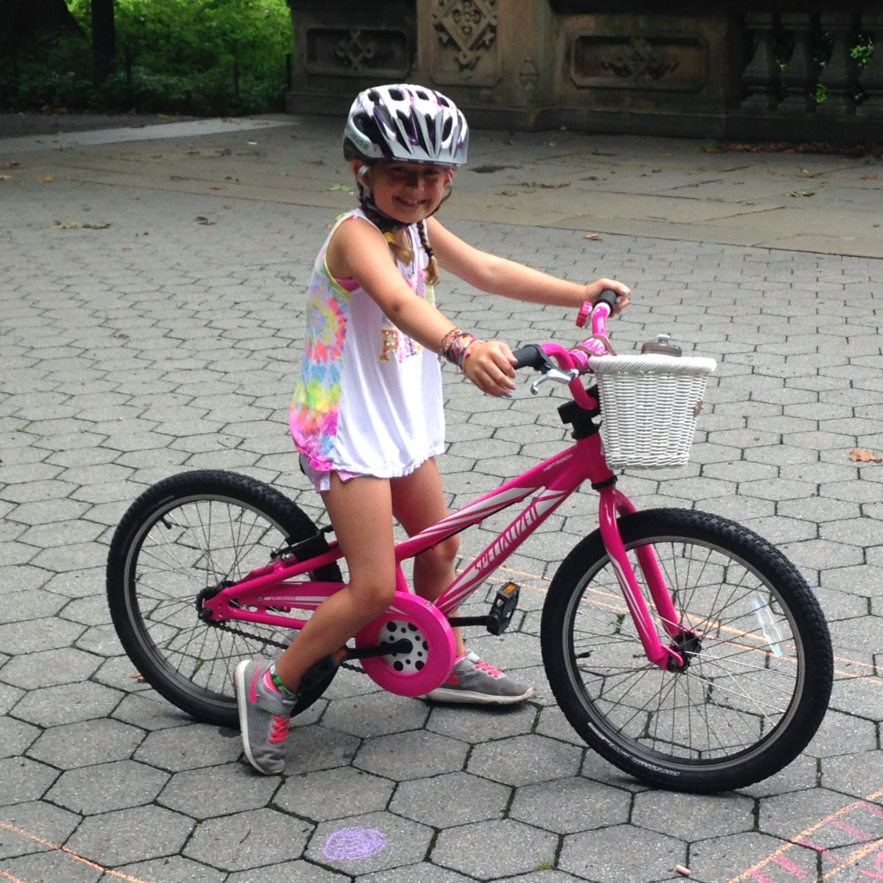 bicycle riding lessons