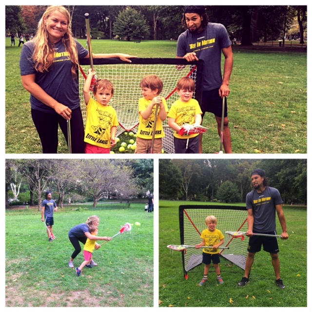 lax classes for kids